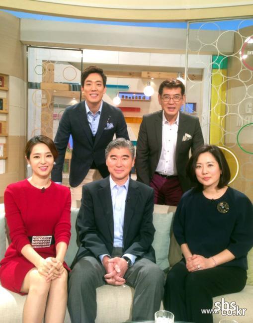 성 김 주한 미 대사 부부 TV 토크 쇼 첫 출연!
