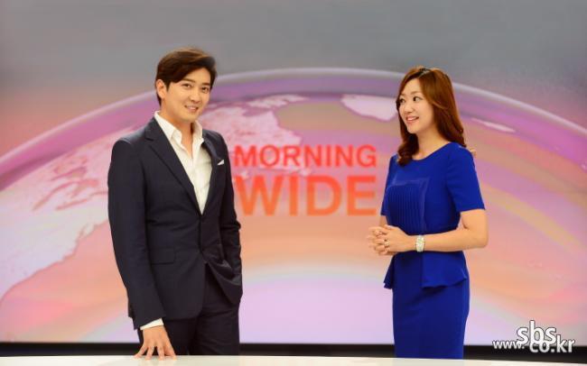 SBS [모닝와이드_개편] 당신의 아침이 바뀝니다