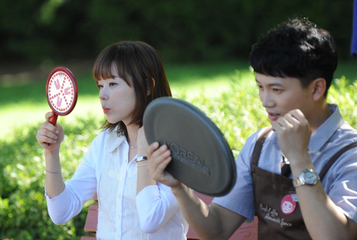 【2011sbs】【守护boss】【池城 崔江姬】王子和姑娘从此过着快乐的