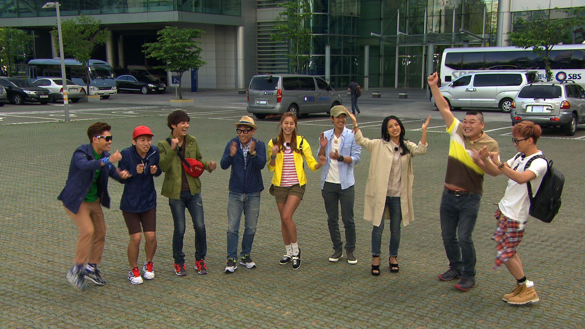 05.24】【综艺】《赤脚的朋友们》李孝利,与姜