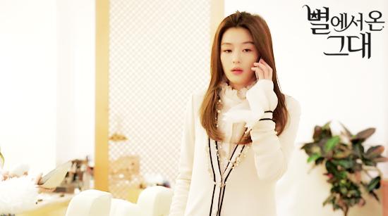 SNS에서 온 천송이, 뭘 좀 아는 아시아의 별~★